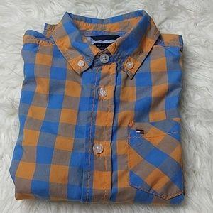 Thommy Hilfiger Long sleeve botton down shirt